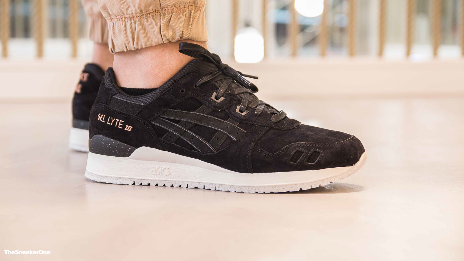 asics gel lyte iii rose gold pack blog thesneakerone. Black Bedroom Furniture Sets. Home Design Ideas