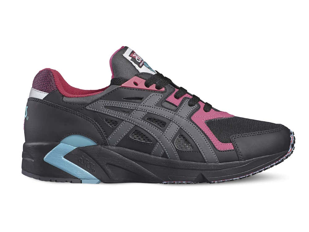 Asics Gel DS Trainer fucsia