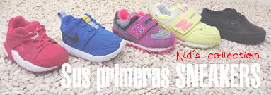 sneakers zapatillas niño baby kids