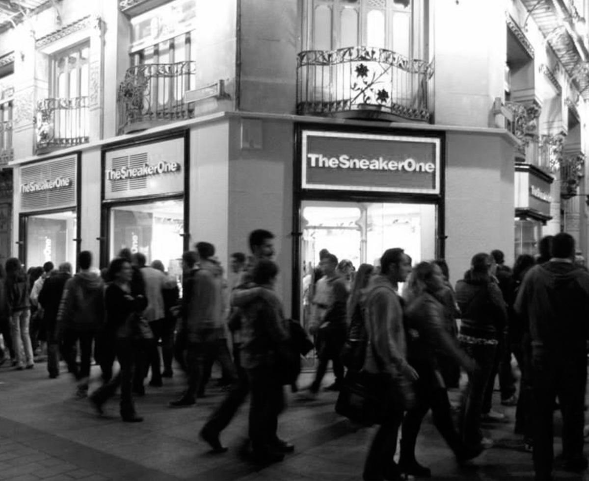 tienda zapatillas zaragoza the sneakerone
