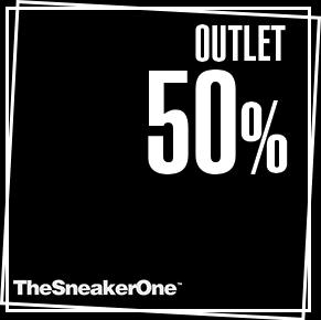 outlet zapatillas sneaker 50%