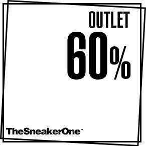 outlet zapatillas sneaker 60%