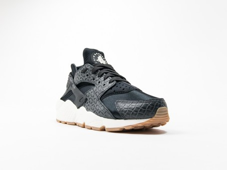 Nike Air Huarache Run Premium Black Wmns-683818-011-img-2