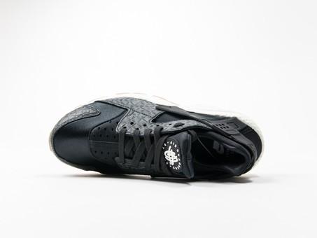 Nike Air Huarache Run Premium Black Wmns-683818-011-img-5