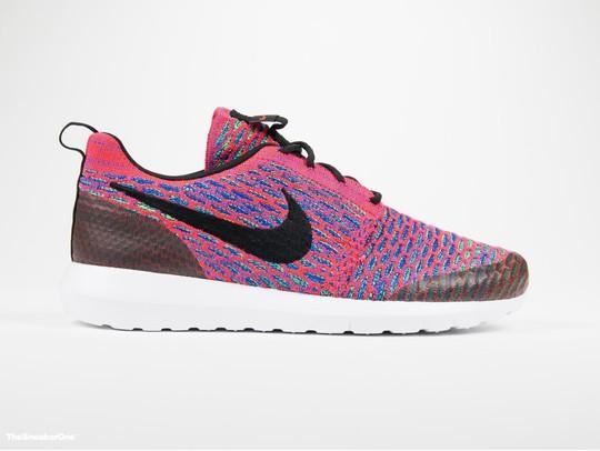 Nike Roshe One NM Flyknit SE Multicolor-816531-600-img-1