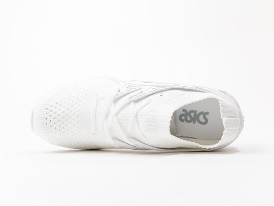 Asics Gel Kayano Trainer Knit White-H705N-0101-img-5
