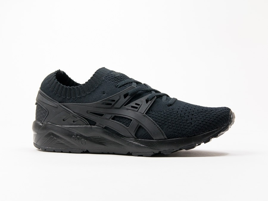 Asics Gel Kayano Trainer Knit Black