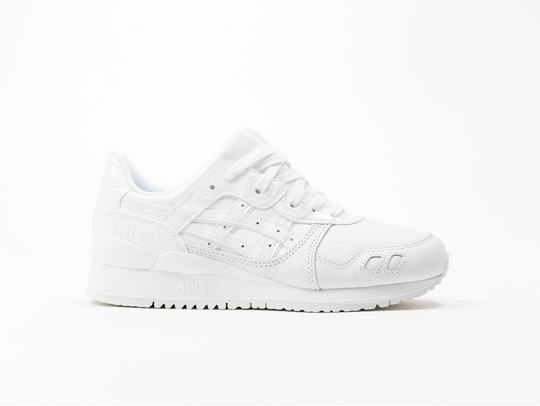 Asics Gel Lyte III Patent White Wmns-H7E1Y-0101-img-1