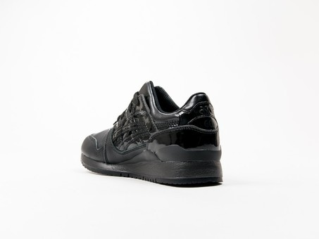 Asics Gel Lyte III Patent Black Wmns-H7E1Y-9090-img-3