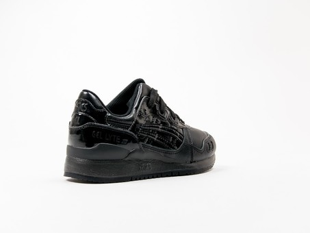 Asics Gel Lyte III Patent Black Wmns-H7E1Y-9090-img-4