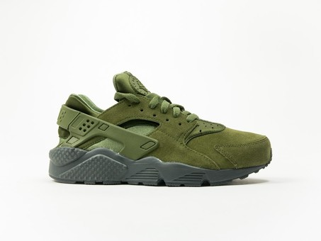 Nike Air Huarache Run SE Legion Green-852628-301-img-1