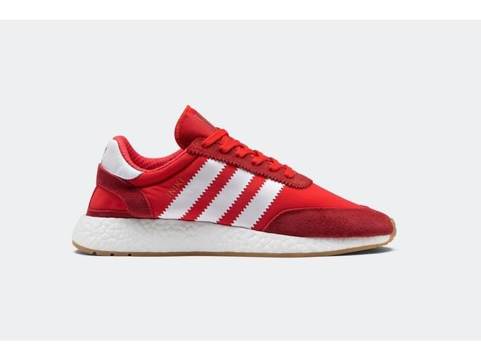 adidas Originals Iniki Runner Red-BB2090-img-1