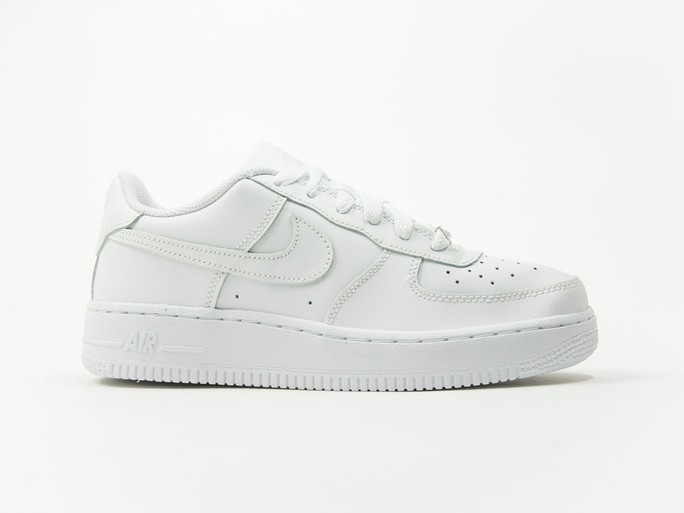Nike Air Force 1 White Wmns-314192-117-img-1