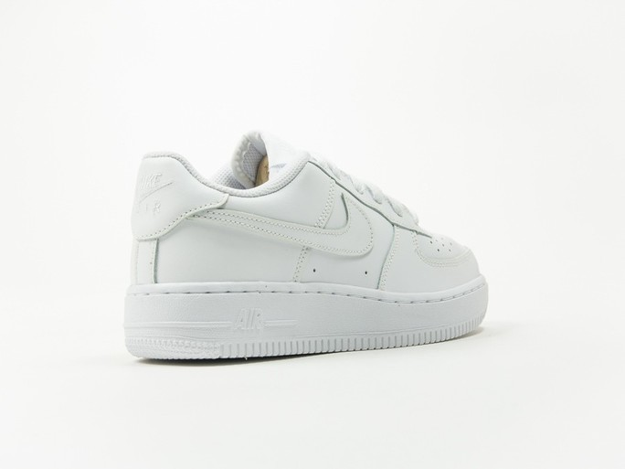 Nike Air Force 1 White Wmns-314192-117-img-4