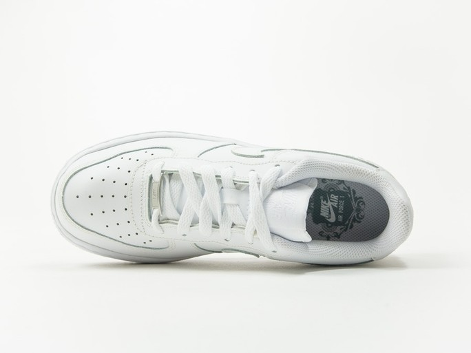 Nike Air Force 1 White Wmns-314192-117-img-5