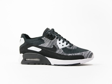 Nike Air Max 90 Ultra 2.0 Flyknit Black Wmns-881109-002-img-1