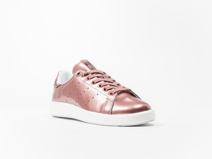 adidas Stan Smith Boost Copper Metallic Wmns-BB0107-img-2