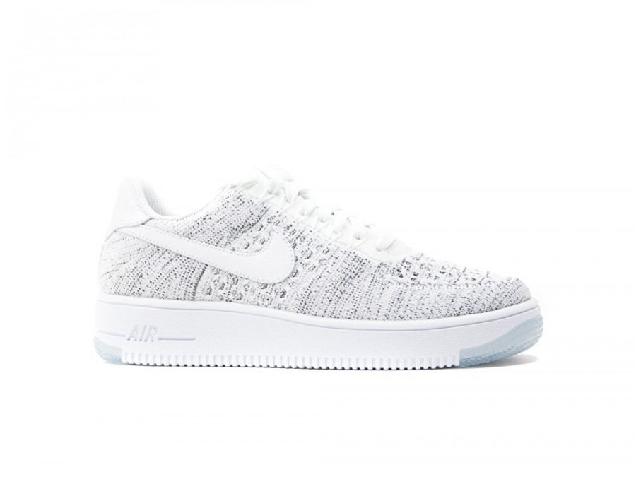 750a7a5dc7c347 Nike Air Force 1 Flyknit Low Wmns - 820256-103 - TheSneakerOne