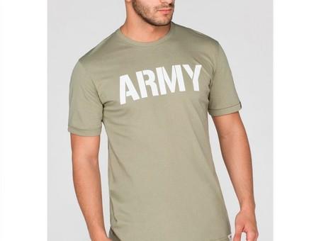 Camiseta ALPHA INDUSTRIES ARMY T-176502-11-img-1