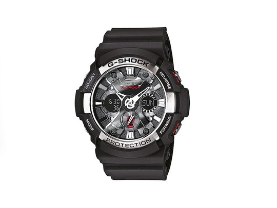 Reloj Casio GA-2001AER G-SHOCK Black-GA-200-1AER-img-1