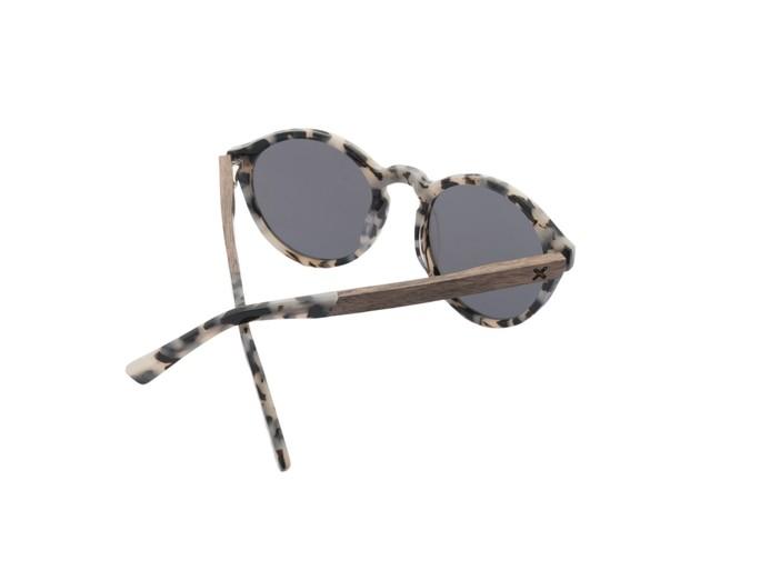 Gafas de sol Crossed PUPPIS CAREY BLANCO ESPEJO AZUL CIELO-PA003-img-3