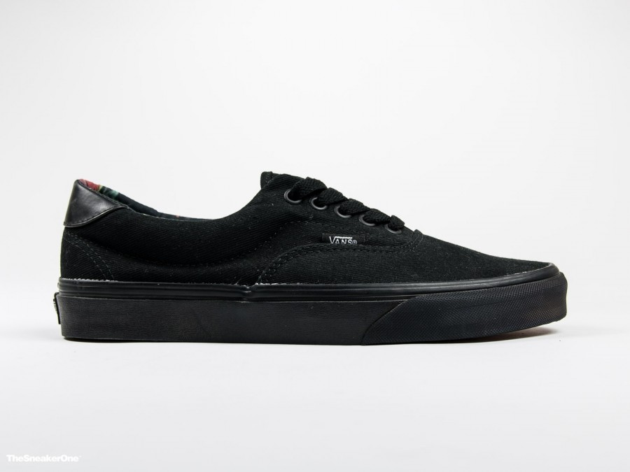 VANS ERA 59 (BLACK BLOOM)