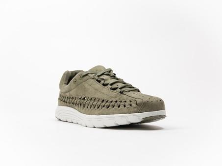 Nike Mayfly Woven Medium Olive-833132-200-img-2