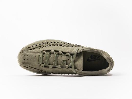 Nike Mayfly Woven Medium Olive-833132-200-img-5