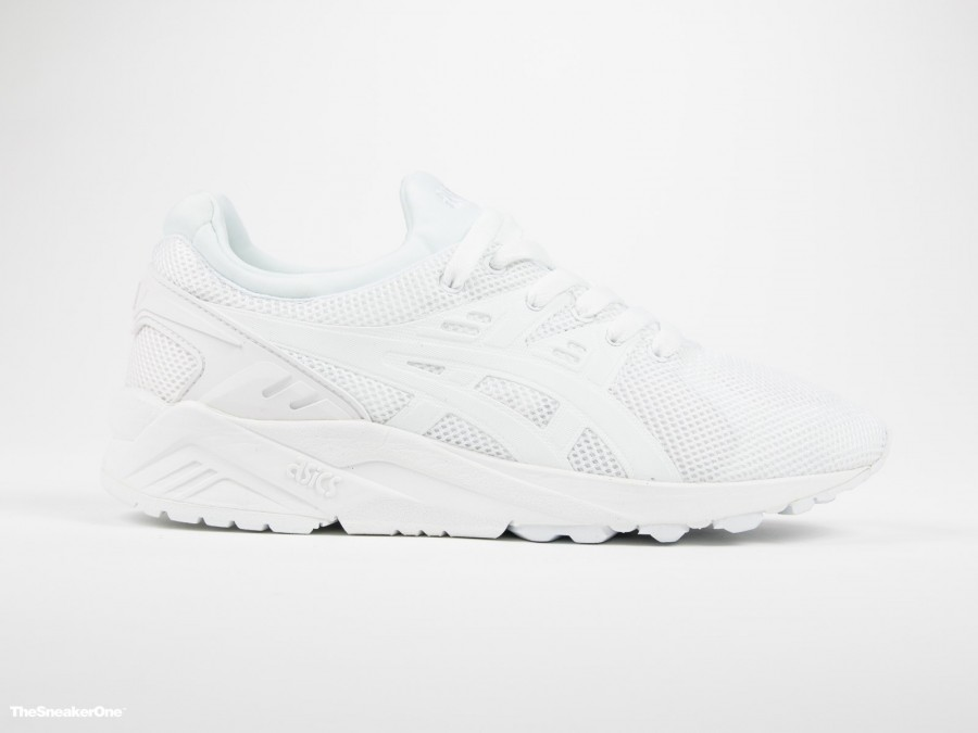 Asics Gel Kayano Trainer Evo Total White