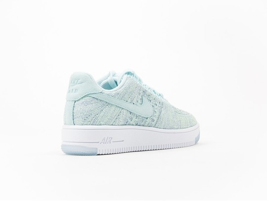 a4532d8813bf72 ... NIKE W AIR FORCE 1 FLYKNIT LOW GLACIER BLUE-820256-400-img- ...