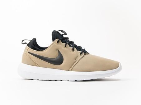 Nike Roshe Two Khaki Black Wmns-844931-200-img-1