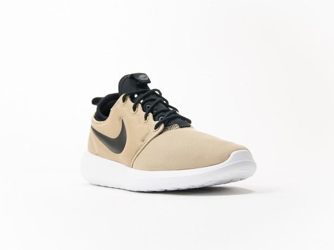 Nike Roshe Two Khaki Black Wmns-844931-200-img-2