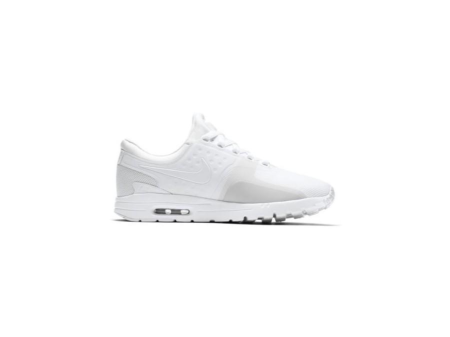 Nike Air Max Zero White Wmns