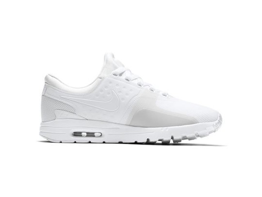 shoes for cheap new release store NIKE W AIR MAX ZERO WHITE