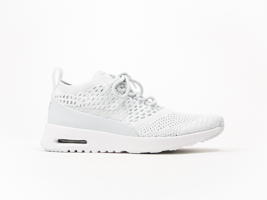 Nike Air Max Thea Ultra Flyknit White Wmns-881175-002-img-1