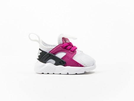 Nike Huarache Run Ultra White Kids-859595-101-img-1