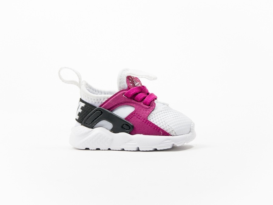 2bc29fdf4843 Nike Huarache Run Ultra White Kids - 859595-101 - TheSneakerOne