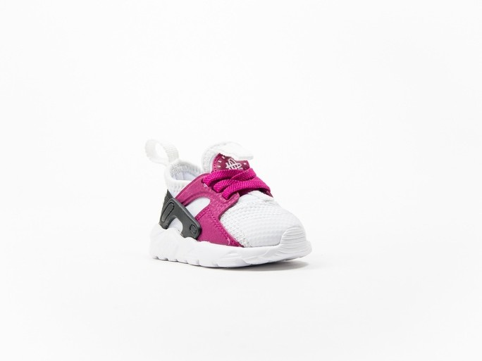 Nike Huarache Run Ultra White Kids-859595-101-img-2