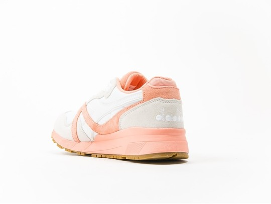 Diadora N9000 III White   Peach Pink Wmns - 171853-C7146 - TheSneakerOne 39151d693
