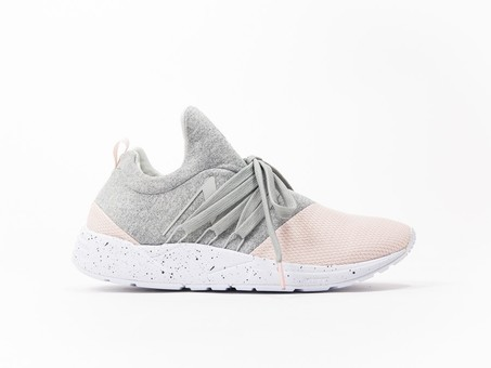 Arkk Raven S-E15 Grey Melange Soft Pink Wmns-AS1446-2349-W-img-1