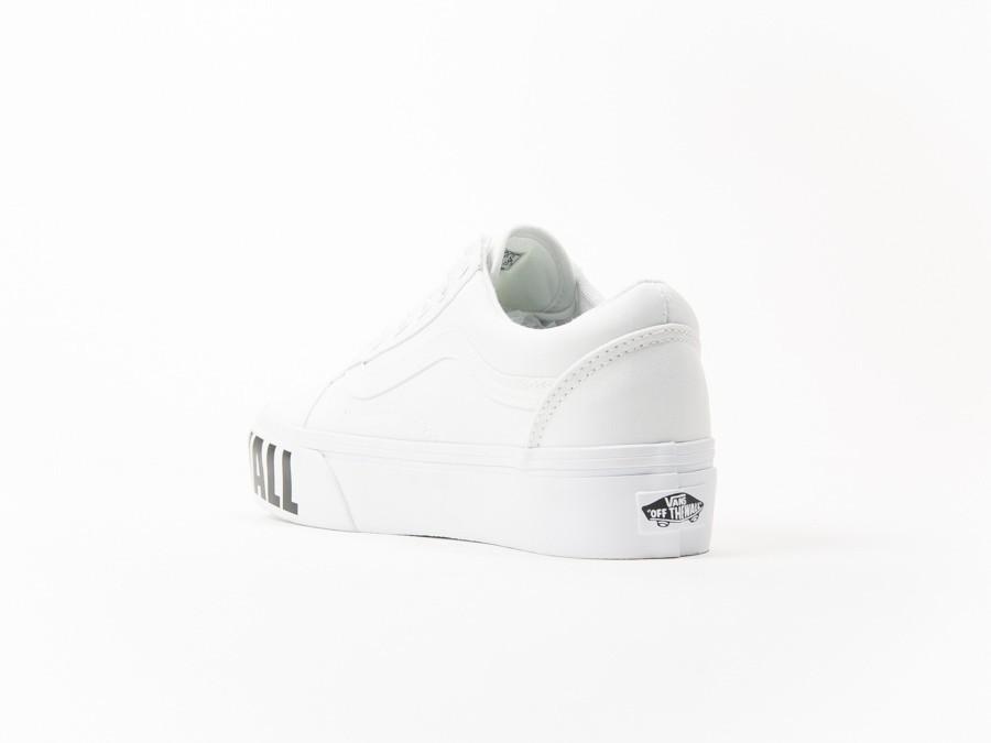 45da9884be3 Vans Old Skool Platform (Off The Wall) Wmns - VA3B3UNZC - TheSneakerOne