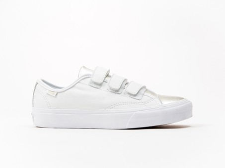 Vans  Prison Issue White...