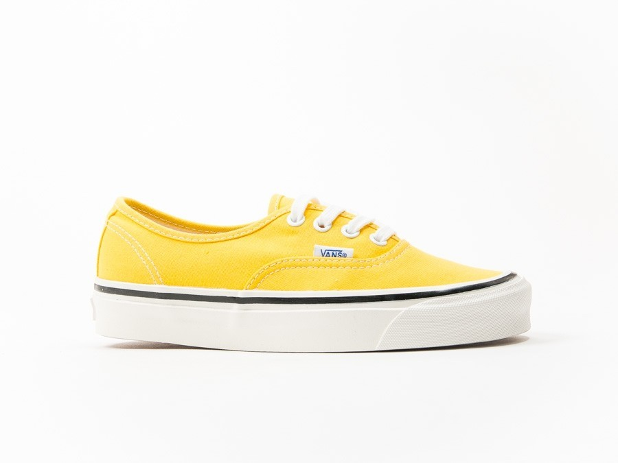 3f7a8123a25f1a Vans Authentic 44 Dx Anaheim Factory Yellow - VA38ENMRA - TheSneakerOne