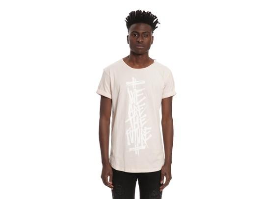 Camiseta Two Angle Glabo -  Tee Vanilla-GLABO/VA-img-1