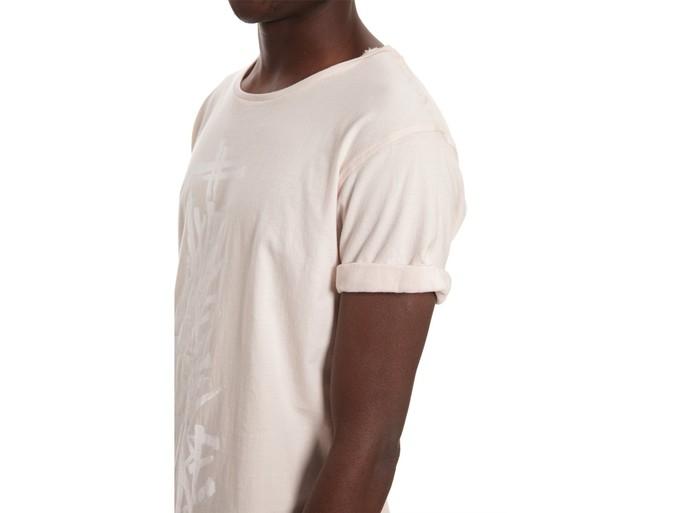 Camiseta Two Angle Glabo -  Tee Vanilla-GLABO/VA-img-3