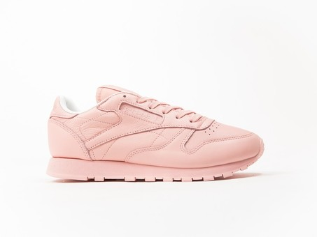 Reebok Classic Leather Pink Pastels Wmns-BD2771-img-1