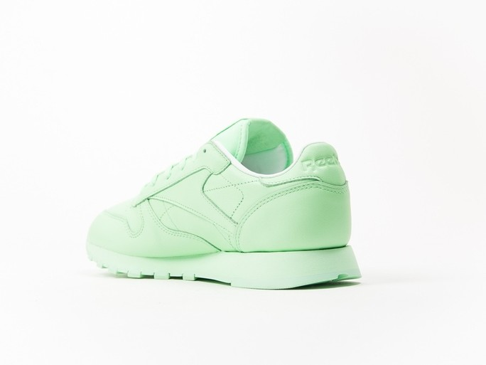 Reebok Classic Leather Green Pastels Wmns-BD2773-img-3