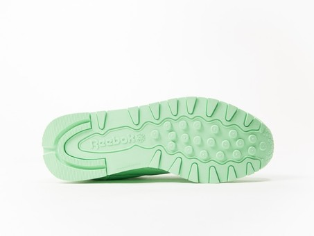 Reebok Classic Leather Green Pastels Wmns-BD2773-img-6