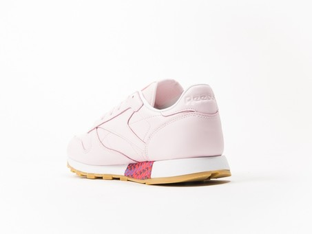 Reebok Classic Leather Pink Old Meet Wmns-BD3155-img-2
