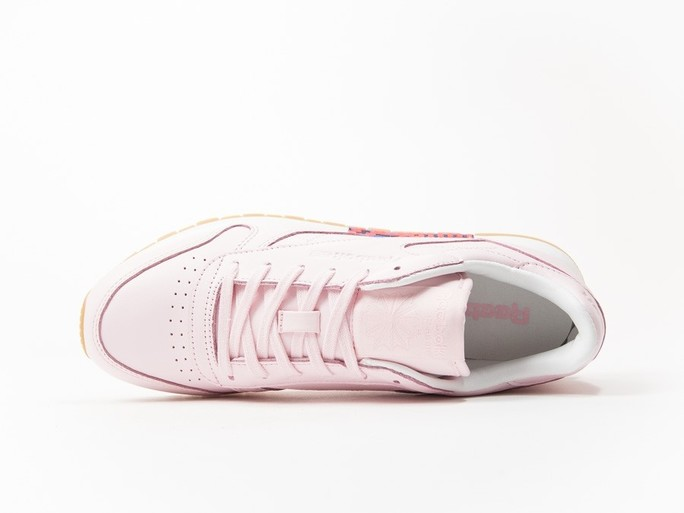 Reebok Classic Leather Pink Old Meet Wmns-BD3155-img-5